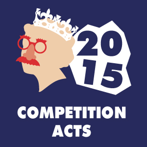 2015 Competition Acts Announced