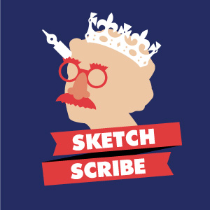 Sketch Scribe: Writer's Competition